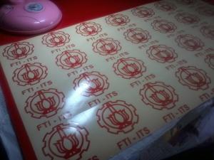 Stiker FTI - ITS