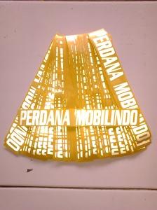 Stiker Perdana Mobilindo