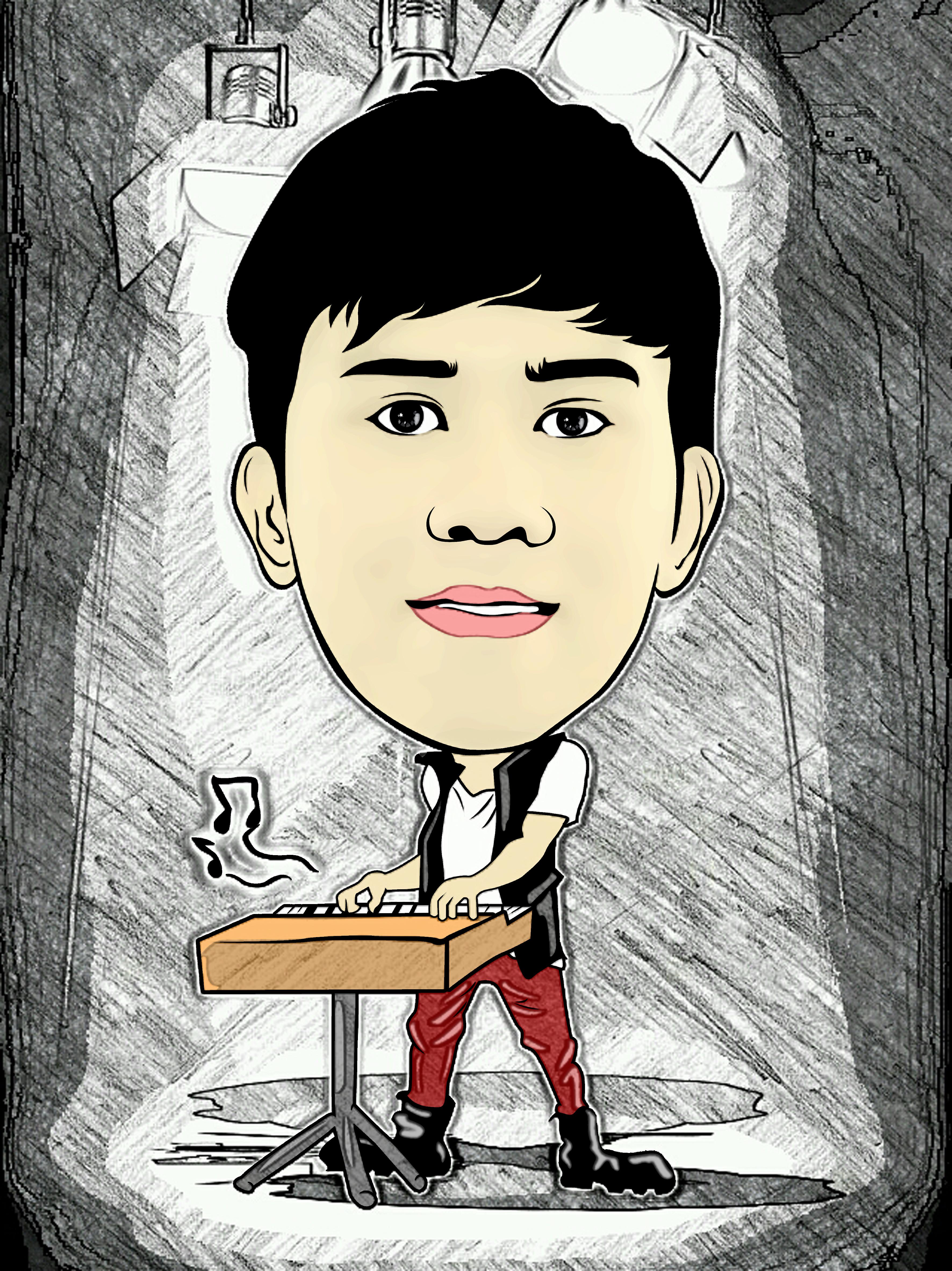 Karikatur Surabaya Promosi Souvenir Indonesia