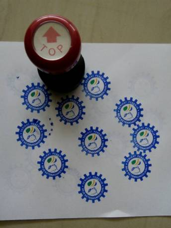 stempel flash surabaya